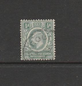 KUT 1904/7 MCCA 1/2a FU SG 17/17a
