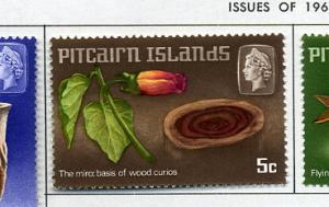 Pitcairn Islands MVLH Scott Cat. # 91