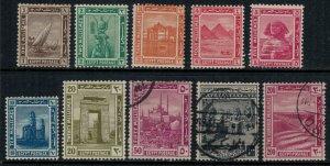 Egypt #50-9*/u  CV $39.25