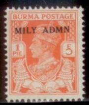 Myanmar (Burma) 1945 SC# 35 MNH-OG  L394
