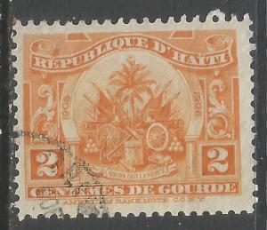 HAITI 146 VFU C56-3