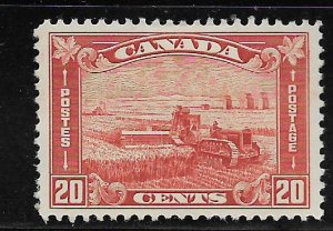 CANADA, 175, HINGED REMNANT,  HARVESTING WHEAT