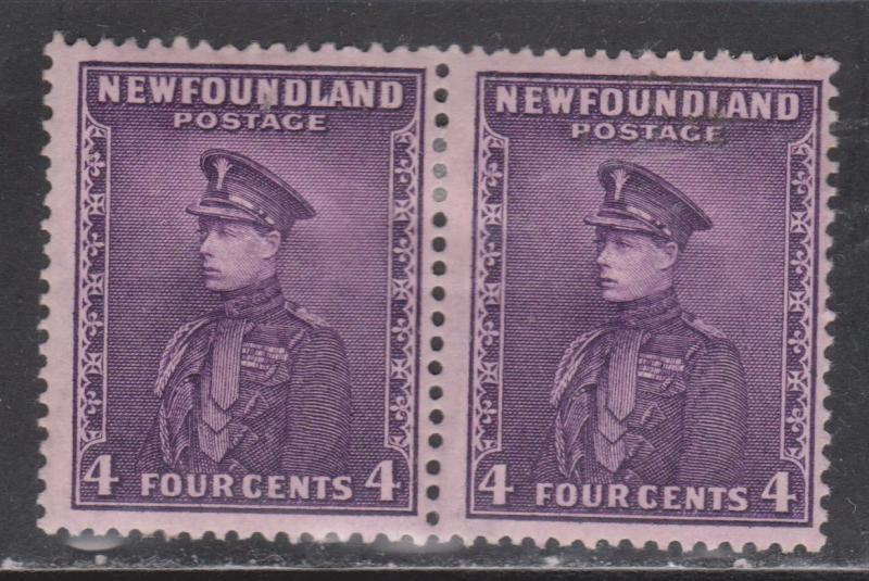NEWFOUNDLAND Scott # 188 - Mint Hinged Prince Of Wales Issue