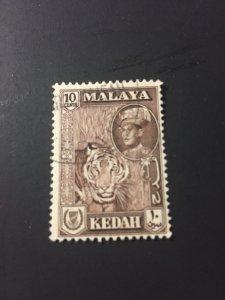 *Malaya Kedah #100u