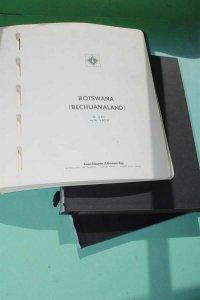 BOTSWANA Africa Premium MNH 1965-2018 w/ WWf Stamp Collection