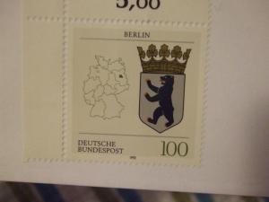 Germany #1701 mnh