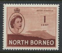 North Borneo  SG 372 SC# 261 MVLH    see scan