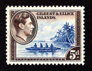 GILBERT AND ELLICE ISLANDS  SC# 46  VF/MNH