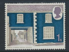 Great Britain SG 817 MNH   British Rural Architecture SC#610