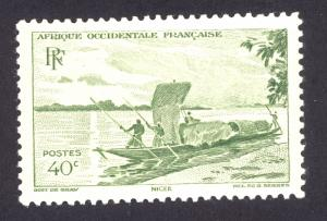 French West Africa 38 MH