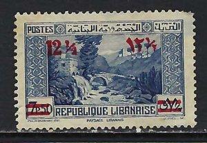 LEBANON 151 VFU Y321