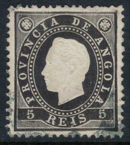 Angola #16 CV $6.25