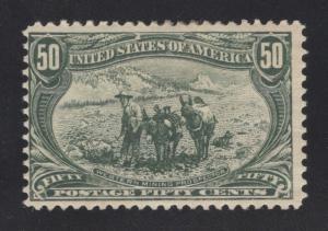 US#291 Sage Green - Unused - Original Gum