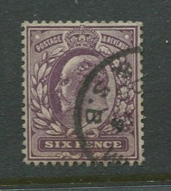 STAMP STATION PERTH Great Britain #135 KEVII Definitive 1902 Used CV$23.00.
