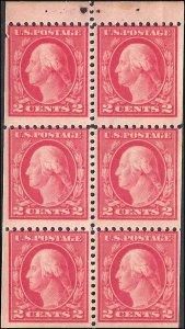 499e Mint,OG,NH... Booklet Pane... SCV $6.75