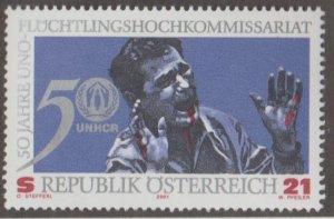 Austria Scott #1847 Stamp - Mint NH Single
