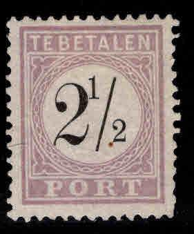 Suriname Scott J1 MNG 1868 Postage due