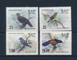 [52242] Sri Lanka 1983 Birds Vögel Oiseaux Ucelli Pigeon MNH