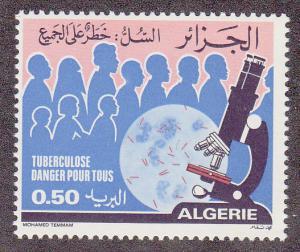 Algeria Fight against TB (Sc.# 571) MNH