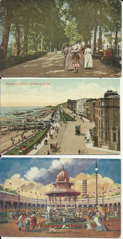 Postcards Great Britain