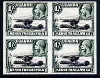 Kenya, Uganda & Tanganyika 1935 Lake Naivasha KG5 1s impe...