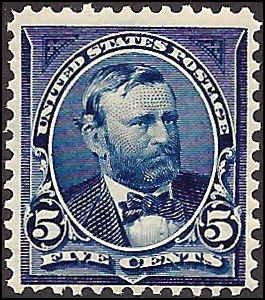 281 Mint,OG,NH... SCV $100.00