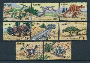 [106140] Nauru 2006 Prehistoric animals dinosaurs Tyrannosaurus Rex  MNH