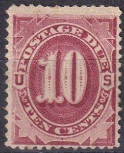US #J26  F-VF Unused CV $165.00  (Z1718)
