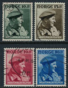 Norway #B43-6  CV $4.30