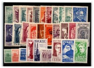 Brazil 30 Mint, few faults - C2459