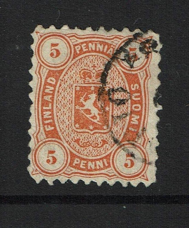 Finland SC# 18, Used - Lot 100117