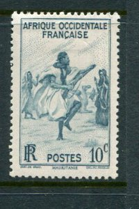 French West Africa #36 Mint - penny auction