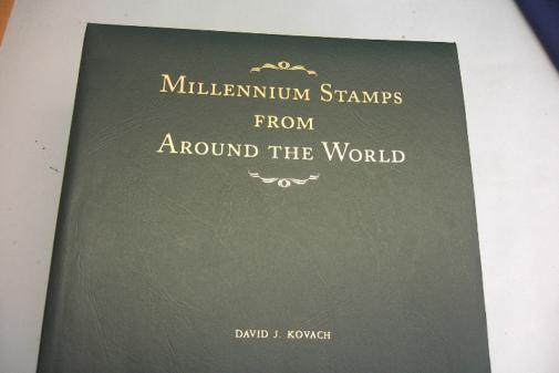 Millennium Stamps from Around the World