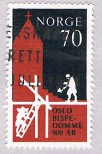 Norway Church - pickastamp (AP100206)