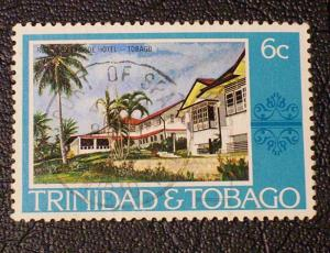 Trinidad & Tobago Scott #279 used
