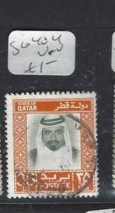 QATAR  (PP1806BB) SG 404   VFU
