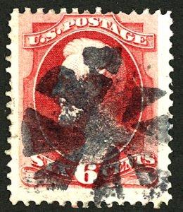 U.S. #137 Used