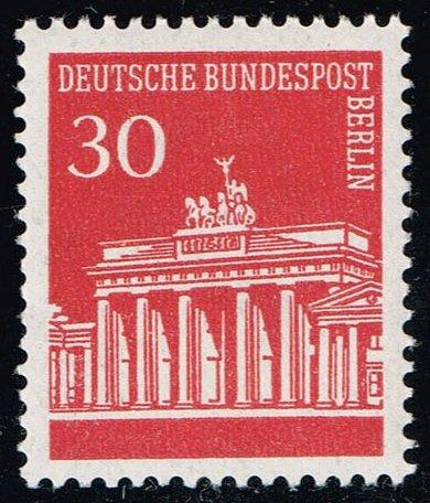 Germany #9N253 Brandenburg Gate; MNH (0.25)