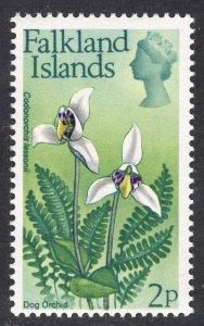 FALKLAND ISLANDS SCOTT 213