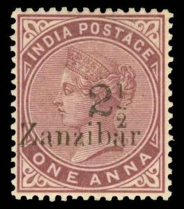 Zanzibar Scott 19 Gibbons 24 Mint Stamp