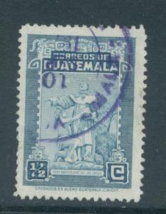 Guatemala 384  Used