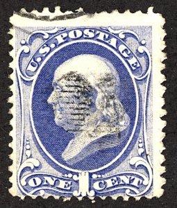 U.S. #134 Used
