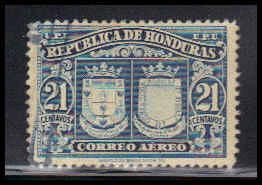 Honduras Used Fine ZA4713