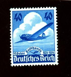 Germany #469 MINT F-VF OG NH Cat $45
