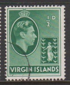 British Virgin Islands Sc#76 Used