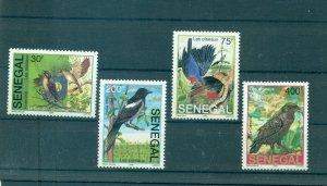 Senegal - Sc# 1615-8. 2006 Birds. MNH. $12.00.