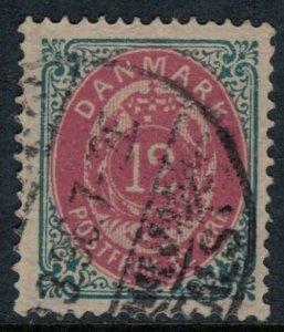 Denmark #29 CV $4.00