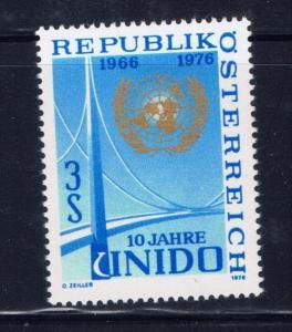 Austria 1044 NH 1976 Issue