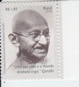 2018 Brazil Gandii (Scott NA) MNH