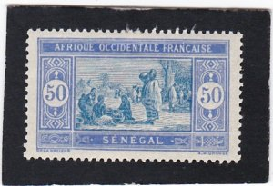 Senegal,  #   104   unused